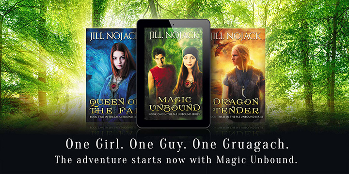 Fae Unbound Young Adult series