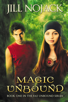 Magic Unbound - Jill Nojack
