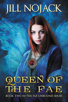Queen of the Fae - Jill Nojack